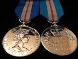 QUEENS GALLANTRY MEDAL EIIR FULL SIZE REPLACEMENT COPY MEDAL
